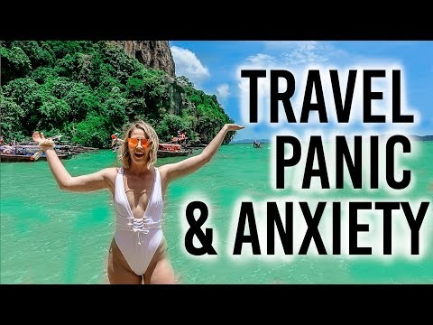 How To Travel With Anxiety (INTERNATIONALLY)
