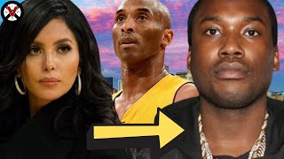 Vanessa Bryant CALLS OUT Meek Mill For His DISRESPECTFUL Kobe Lyric! Meek Responds!