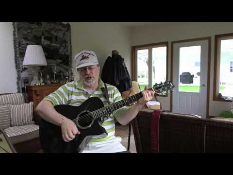 723 - Hungry Heart - Bruce Springsteen - acoustic cover by George Possley