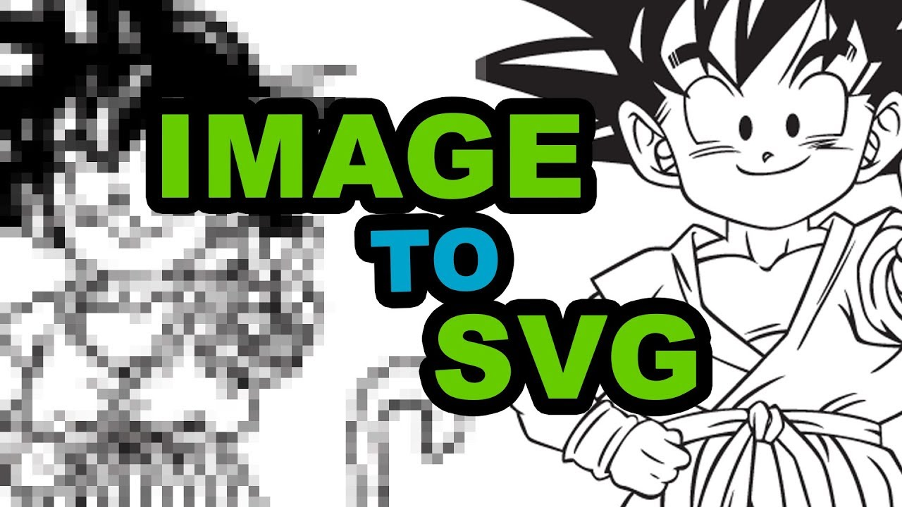 Download Image to SVG tutorial w/ FREE Inkscape Cricut/Cameo - YouTube
