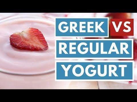 4 Benefits of Greek Yogurt (and how it compares to plain yogurt)