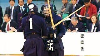 The 61th All Japan KENDO Championship (2nd Round) SHODAI Masahiro (...