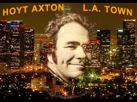 HOYT AXTON - L.A. Town (1964) Another VeryCoolSound Exclusive!