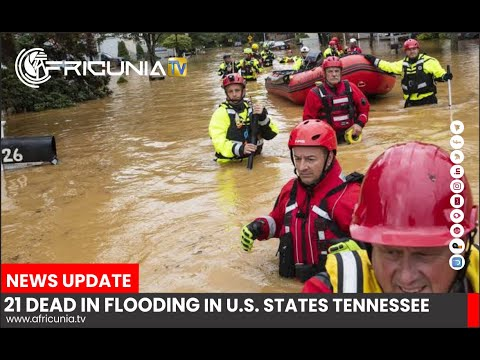 Flood in the U.S; Vaccination center bosst; FG can't be trusted; Kabul airport; Romelu Lukaku;