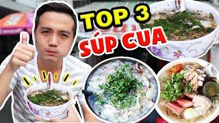 3 Quán SÚP CUA Vừa Ngon Vừa Rẻ Ở SÀI GÒN Mà Bạn Nên Đến Ăn Thử