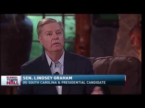 RFD-TV's Series Rural Town Hall with Senator Lindsey Graham