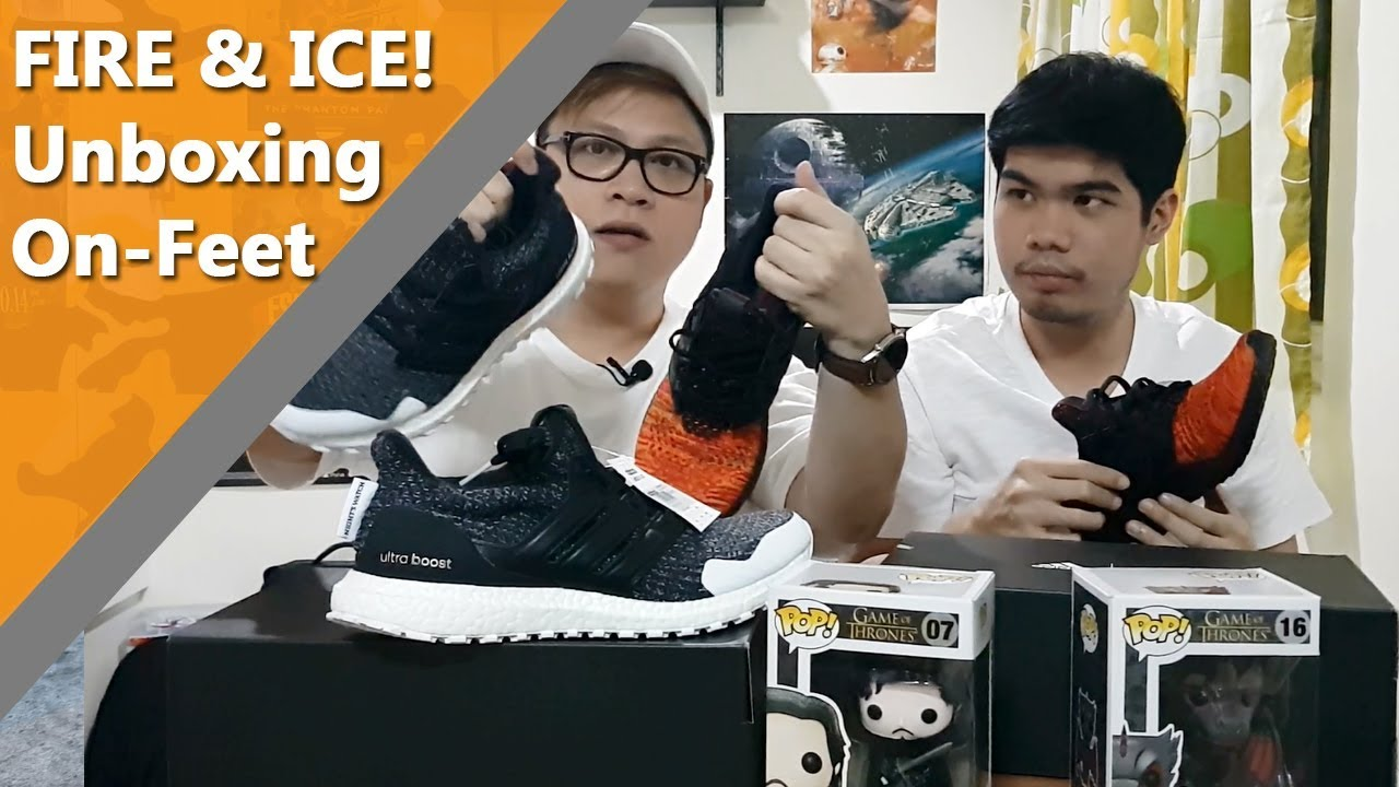 """c82d5502419 HypeGeek Episode 3: adidas X Game of Thrones """"Night's Watch"""" and ..."""