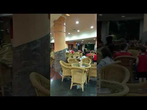 Dorada Palace Hotel   Salou 16 10 2016   Hotel Bar