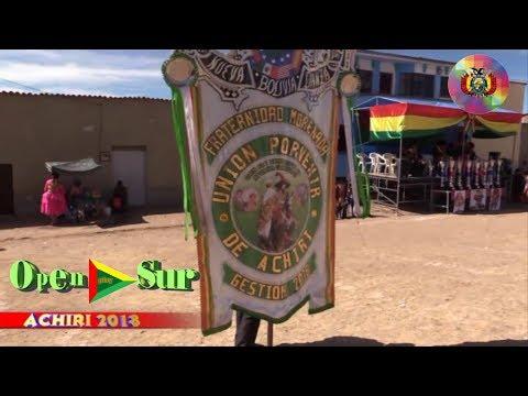 diana folklorica Achiri 2018 prov Pacajes Bolivia