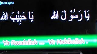 Ya habi balqobi ( VERSI ) lirik