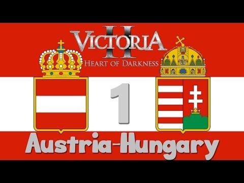 Victoria 2: HPM - Austria   Part 1
