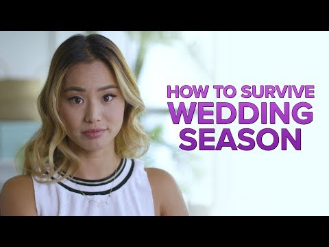 How To Survive Wedding Season with Jamie Chung Visa Vows