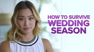 How To Survive Wedding Season with Jamie Chung (Visa Vows)