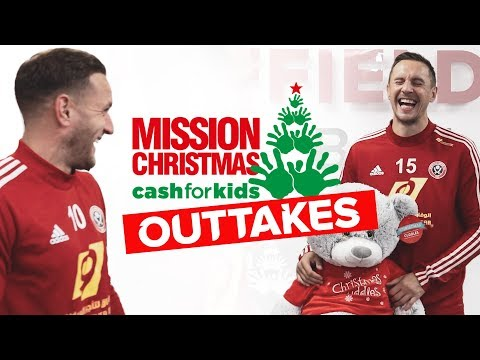 Billy & Jags | Mission Christmas Outtakes