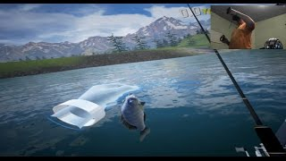 Lets Play Oculus Touch -  Pro Fishing Challenge VR (free)