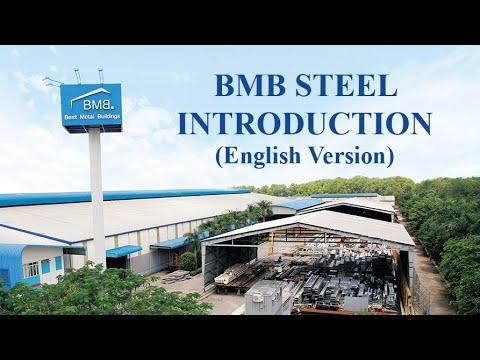 BMB Steel Introduction English Version
