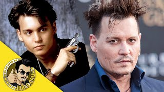 WTF Happened to JOHNNY DEPP?