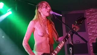 The SoapGirls - Drown (live) @ Nambucca, London, U.K. 03.11.2019