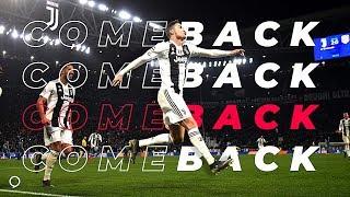 Juve vs Atl.Madrid - THE COMEBACK