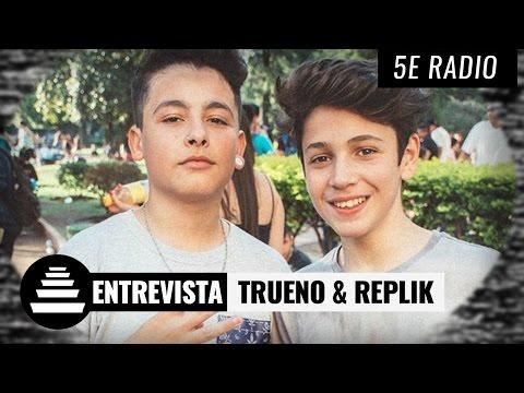 REPLIK + TRUENO / Entrevista - El Quinto Escalon Radio (5/4/17)