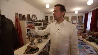 Андрей Мерзликин снялся в фильме о Варлааме Чикойском