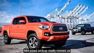 5 Fantastic Facts: 2018 Toyota Tacoma TRD Sport [Lastest News]