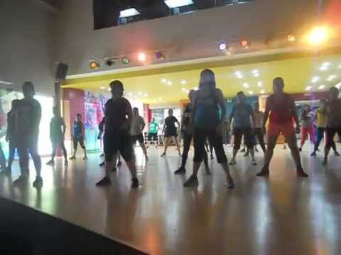 Zumba@Pampanga Fitness Club by Clinton