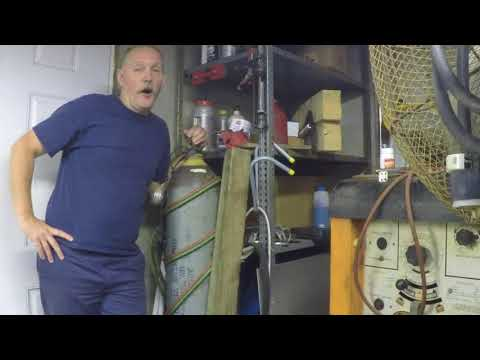 'Tanks fer nuttin' (some information on welding gas cylinders) Part 1
