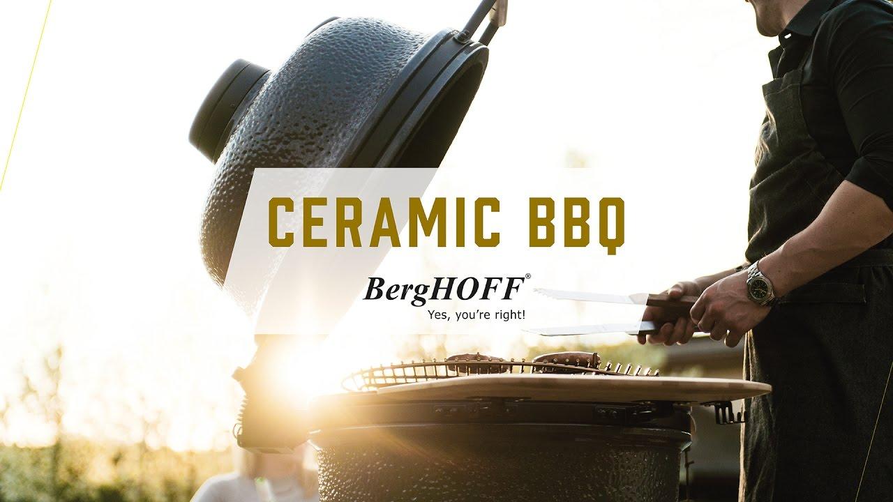 "Ceramic BBQ + Oven // 16"" video thumbnail"
