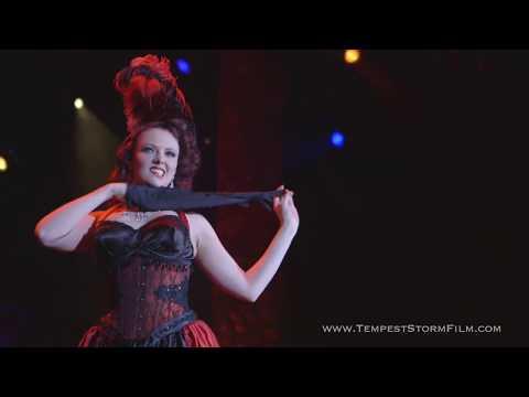 Tempest Storm Burlesque Queen