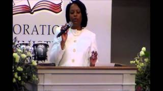 Missionary Kim Amory: Hope In The Unseen