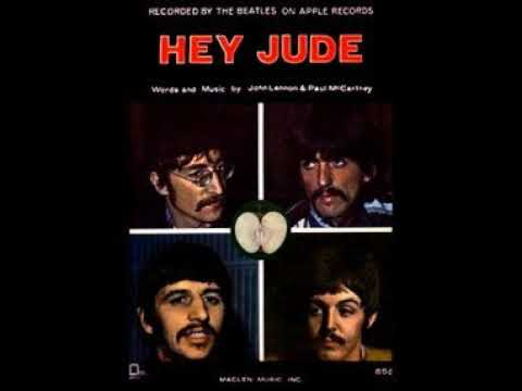 Mandela Effect: The Beatles have a Word for the Affected. Hey Jude, don't be afraid.