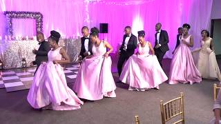 Tatenda & Lindani | Best Zimbabwe Wedding Dance