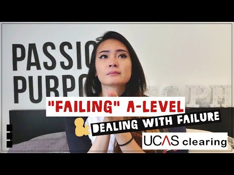 Dealing With Failure + UCAS Clearing || Sophia Liew