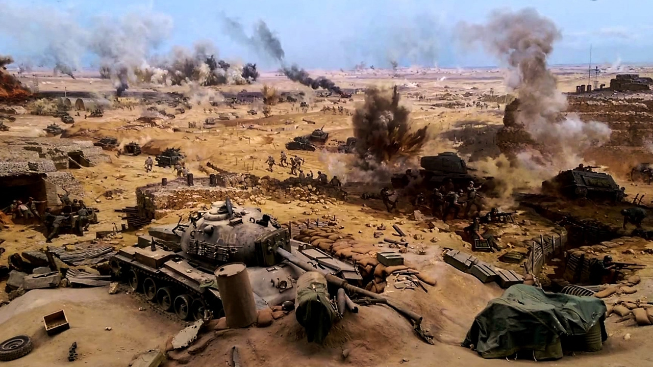 The 1973 yom kippur war began with a surprise attack on israel, which found itself fighting for its very survival. La guerra dello Yom Kippur, 1973. - YouTube