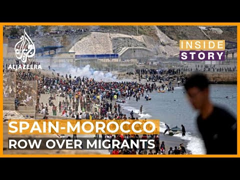 What's behind the migrant crisis between Morocco and Spain? | Inside Story