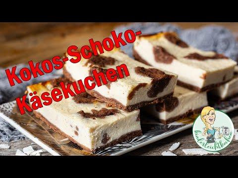 Kokos Kasekuchen Mit Dem Thermomix Und In Der Klassischen Ofenhexe