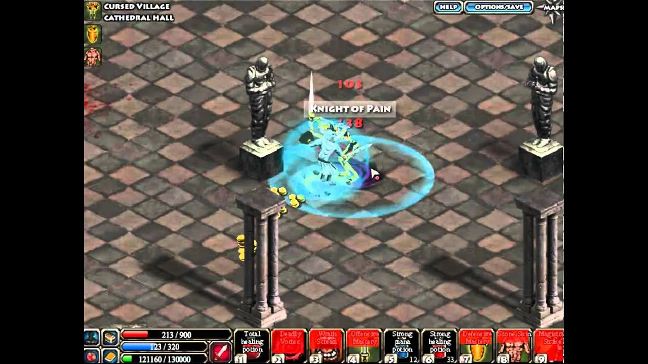 Eukarion Tales 2 Final Boss Knight Of Pain Epic Fail
