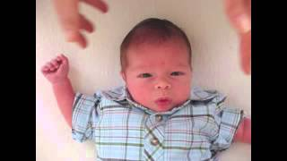 How to take a newborn baby s passport photo at home