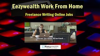 Writing Jobs Types of Writing Jobs