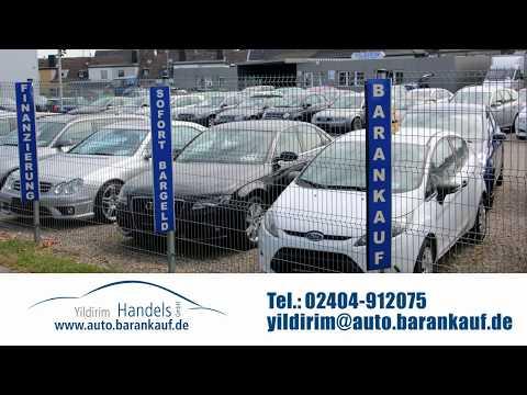 AUTO ANKAUF - KOMPETENT & FAIR - ÜBER 18 JAHRE ERFAHRUNG - Yildirim Handels GmbH