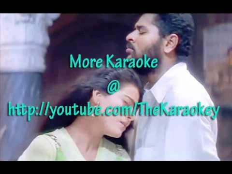 Vennelave Vennelave::Telugu Karaoke::Merupu Kalalu::Prabhu Deva::Kajol