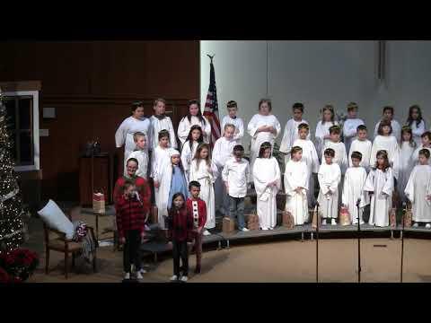 2019 Springfield Lutheran School 1st-4th Grade Christmas Program - A Christmas Carol