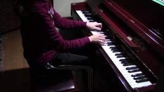 Vince Guaraldi Trio –Skating (Piano Instrumental Cover)