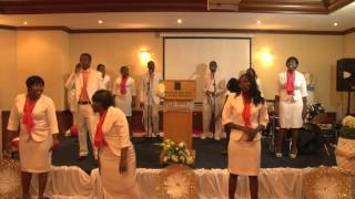 Dubai ZAOGA  Forward in Faith Praise & Worship - Convention Church dances