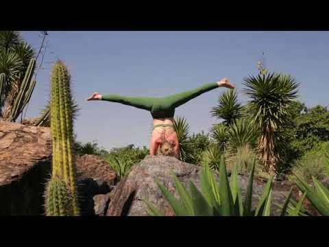 Lorna Jane May Collection 2018 featuring Acro Yoga Twins