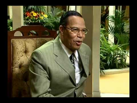 Minister Farrakhan Interviewed By Martin Bashir of ABC Nightline