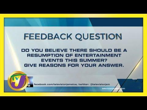 Feedback Question | TVJ News - June 3 2021