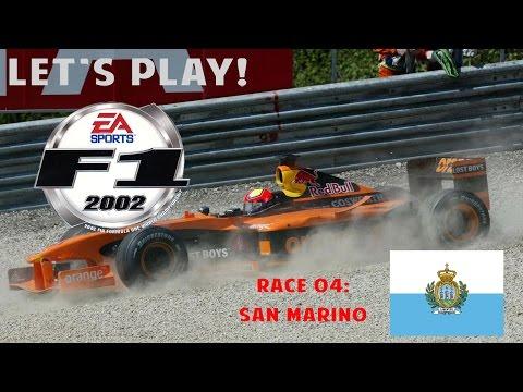 Let's Play F1 2002 - 04 Imola - Día de furia