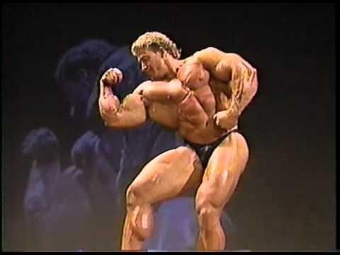 Dorian Yates 1992 Emerald Cup - YouTube  Dorian Yates 19...